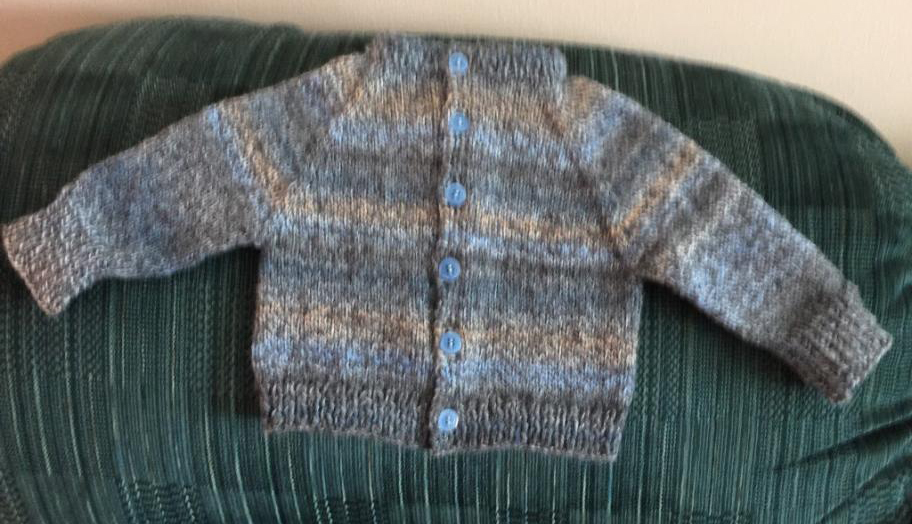Baby Sweater by Mary Lou