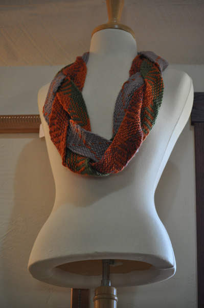 Woven Cowl By Pat