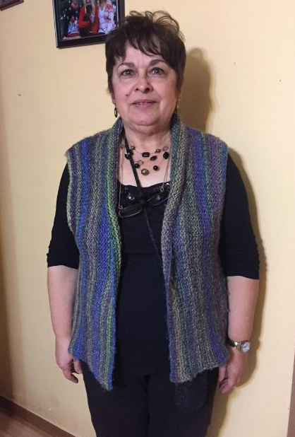 Mary Lou's Vest