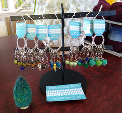 Handcrafted Stitch Markers