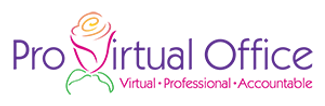 Pro Virtual Office Logo