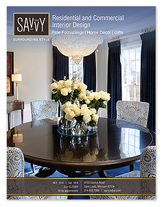 Savvy Architectural Digest Ad
