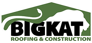 BigKat Roofing & Construction Logo
