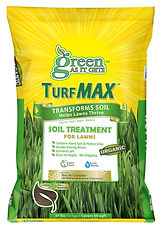 Green As It Gets TurfMAX Packaging