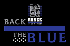 Back The Blue Logo