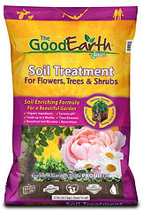 Good Earth ST for Flowers, Trees & Shrubs Packaging