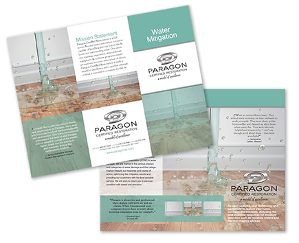 Paragon Water Mitigation Brochure