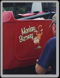 Monkey Bizness Mud Runner Vehicle