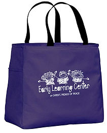 Early Learning Center Tote Bag