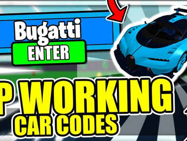 Roblox Car Dealership Tycoon Codes - August 2021