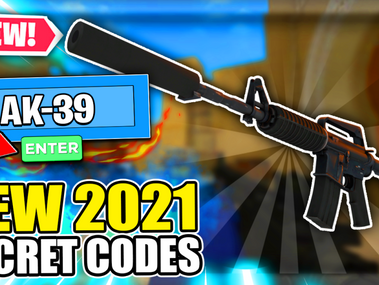 Roblox Arsenal Codes - August 2021
