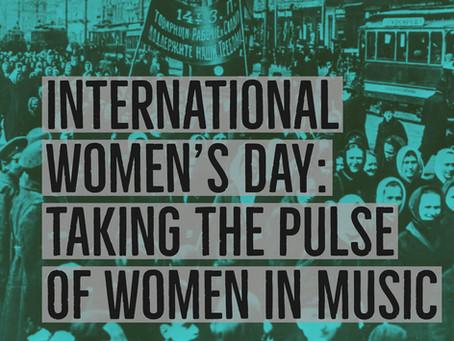 International Women's Day: Taking The Pulse Of Toronto's Women In Music