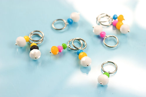 A pair of Bead Charms