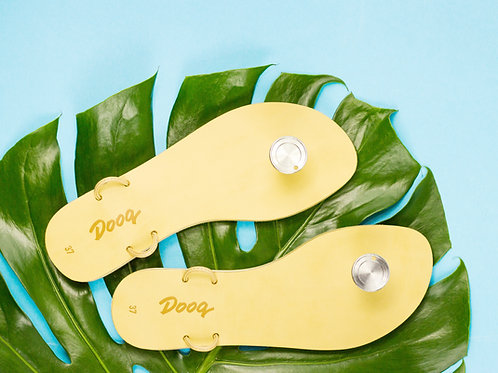 Greek style soles