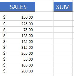 Create Dynamic Excel Formulas with the OFFSET() Function