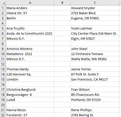 Microsoft Excel Power Query Pivot Column