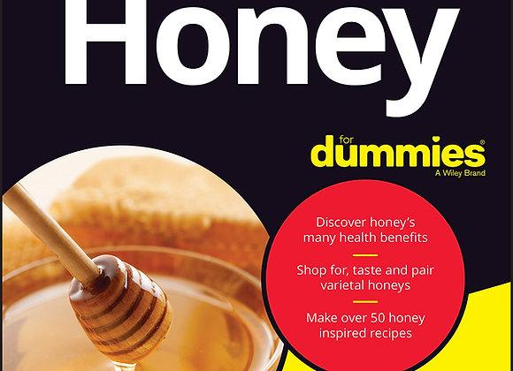 Honey for Dummies Paperback-signed
