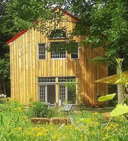 Appetite for Adventure Art& Bees at Red Bee Barn