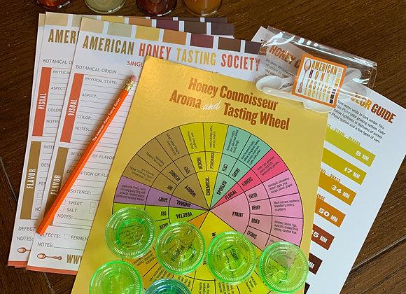 Honey Kit for Basic Sensory Analysis Workshop