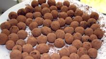 Honey Struck Chocolate Truffles