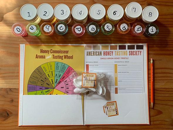 Sensory Analysis of Honey Online – Workshop