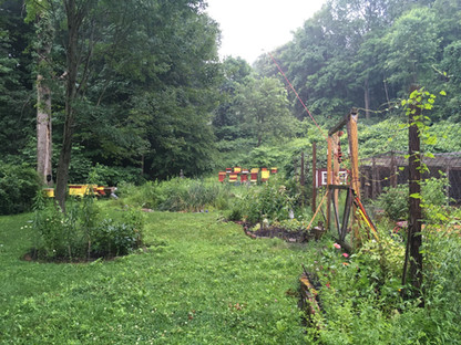 Red Bee Garden Apiary