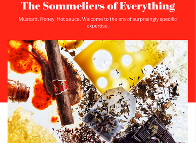 The Sommeliers of Everything