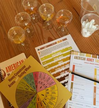 Basic Sensory Analysis of Honey