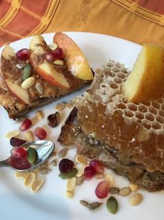 Red Bee Honey Tasting Plate