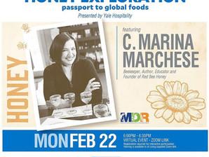 Honey Exploration: Passport to Global Foods @ Yale University