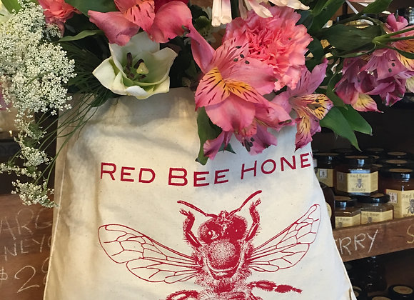 Organic Save the Bees Tote