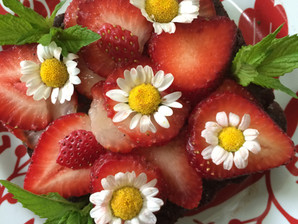 Strawberry and Honey Toast Bouquet