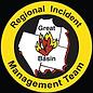 Great Basin National Incident Team logo.