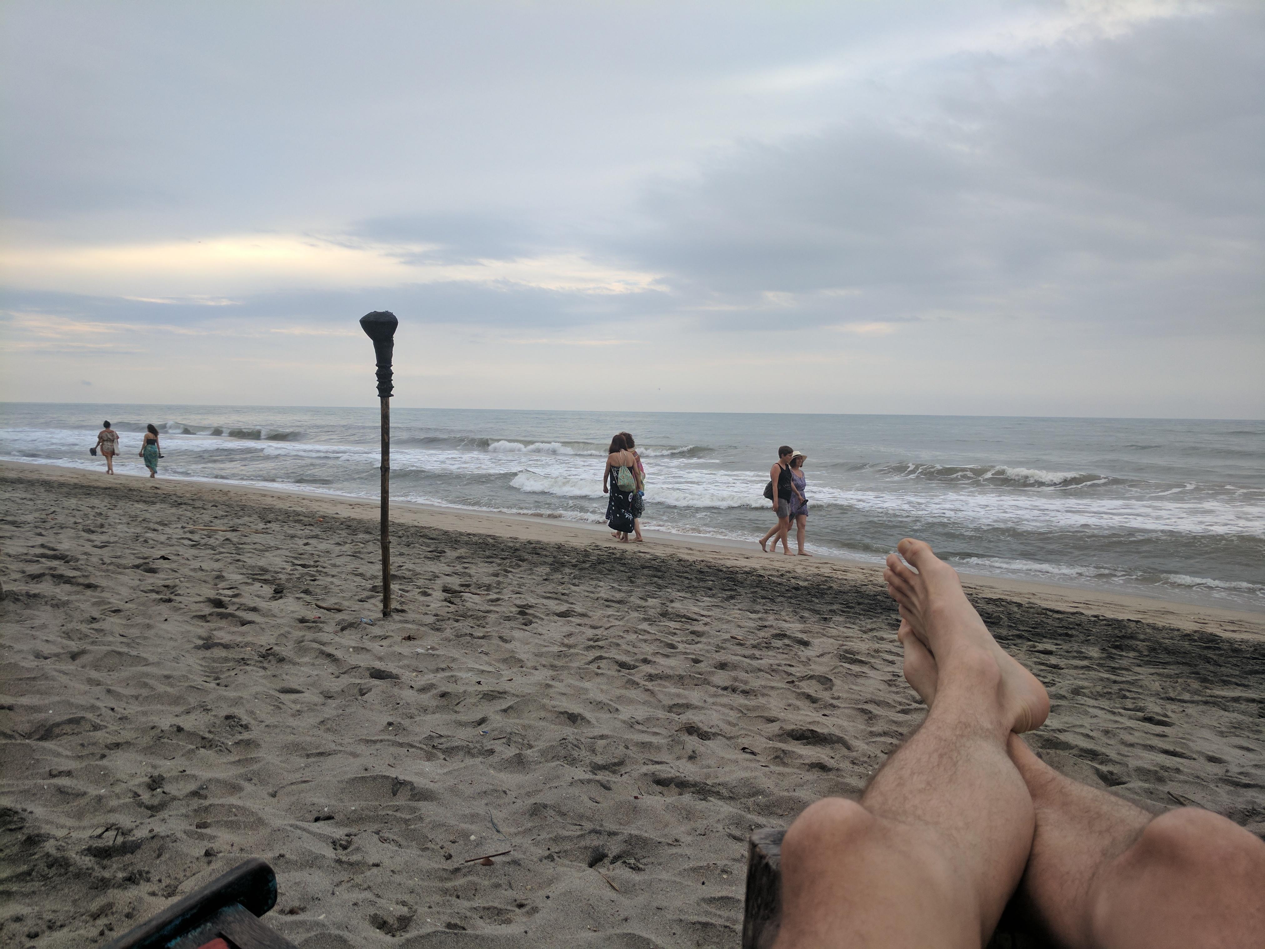 Palomina Beach