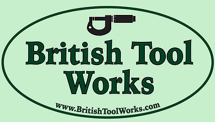 British Tool Works logo Rolls Royce Tools