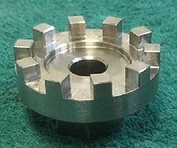 Rolls Royce crank hub socket spanner