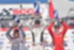 Austin Kazsuba scores podium