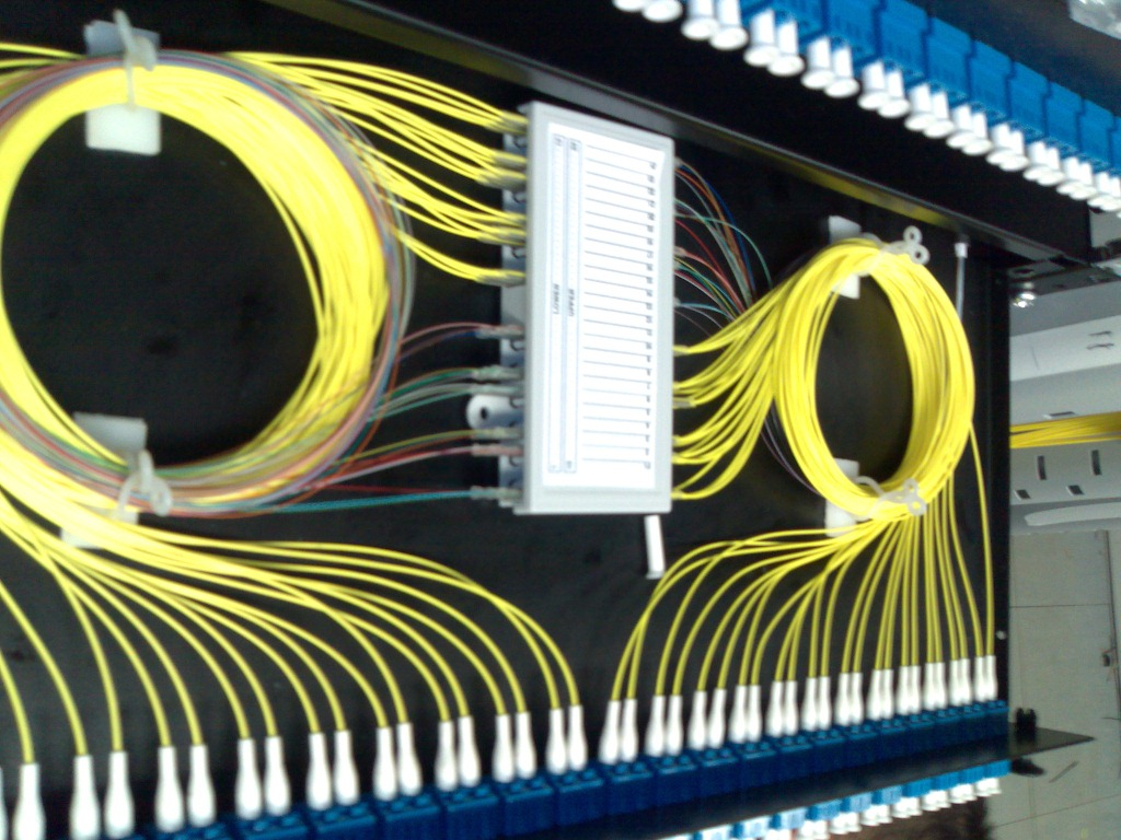 Interface Network Technology Structured Cabling Data Center Diagram Fiber Optic