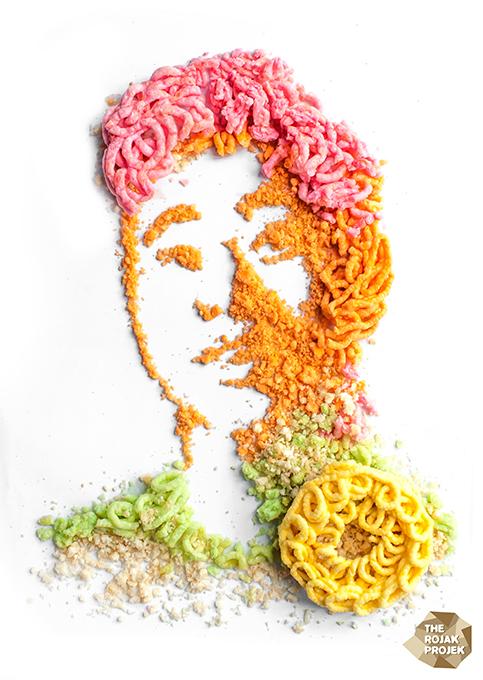 Keropok Bunga