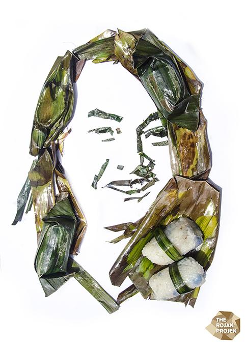 Nyonya Kuih Chang (Ayam)