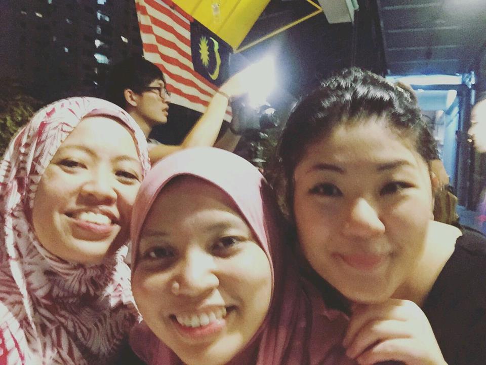Credits: Zarina, Wanie, Dr Rahim