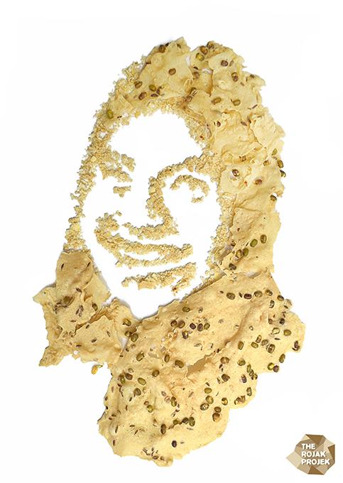 Rempeyek Kacang Hijau
