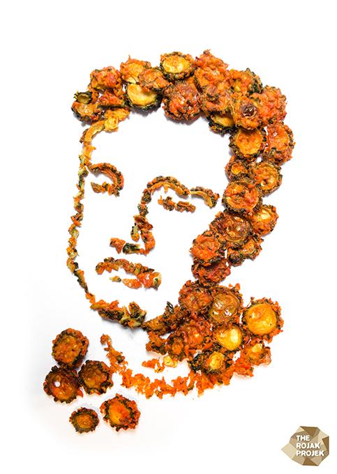 Pavakkai Varuval Fried Bitter Gourd