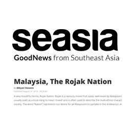 SEASIA (Malaysia, The Rojak Nation)