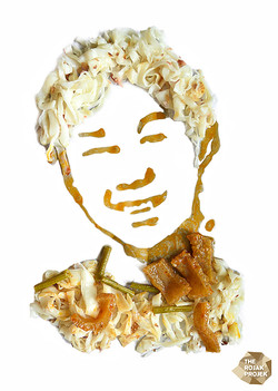 Chee Cheong Fun Curry