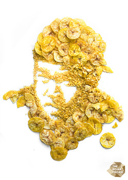 Keropok Banana