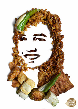 Curry Mee with Yong Tau Foo