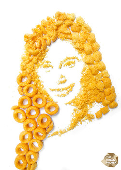 Cheezels Snack