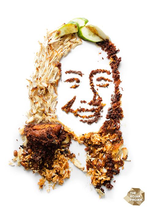 Nasi Lemak Ayam Rempah