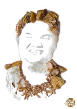 Untitled (Penan Food)